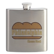 philly cheese steak Flask