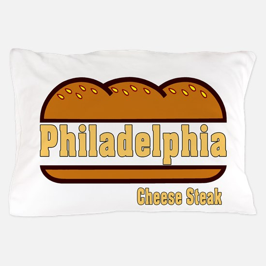 philly cheese steak Pillow Case