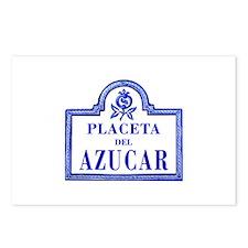 Placeta del Azúcar, Granada - Spain Postcards (Pac