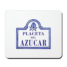 Placeta del Azúcar, Granada - Spain Mousepad