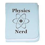 Physics Nerd baby blanket