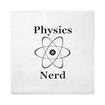 Physics Nerd Queen Duvet