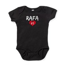 Cute Supporter Baby Bodysuit