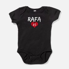 Funny Supporter Baby Bodysuit
