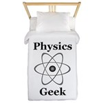Physics Geek Twin Duvet