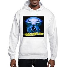 I Believe in Space Mites! Hoodie