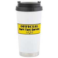 Unique Taxi Travel Mug