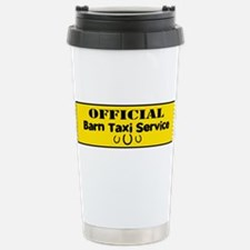 Cute Taxi Travel Mug