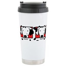 Unique Dalmatian Travel Mug
