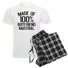 Made Of 100% Boyfriend Material Pajamas