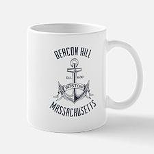 Beacon Hill, Boston MA Mug