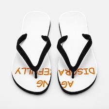 aging Flip Flops
