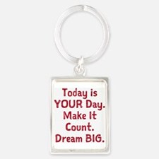 Make It Count Keychains
