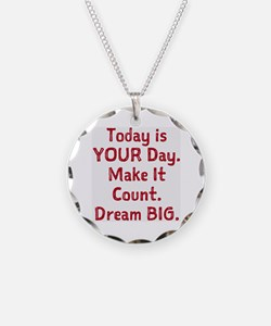 Make It Count Necklace