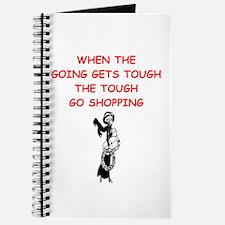 shopping Journal