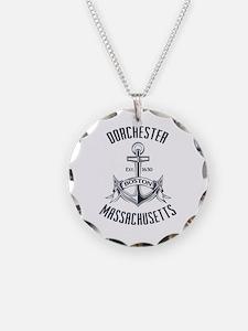 Dorchester, Boston MA Necklace