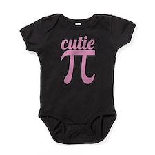 Cute Baby math Baby Bodysuit