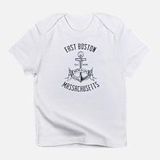 East Boston, MA Infant T-Shirt