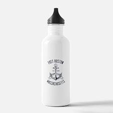 East Boston, MA Water Bottle