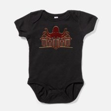Lovecraft - Cthulhu Logo Baby Bodysuit