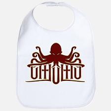 Lovecraft - Cthulhu Logo Bib