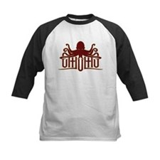 Lovecraft - Cthulhu Logo Baseball Jersey