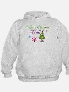 Merry Christmas Yall Hoodie