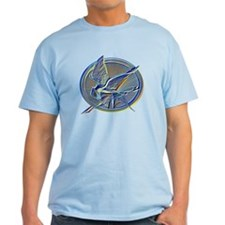 Silver Mockingjay T-Shirt