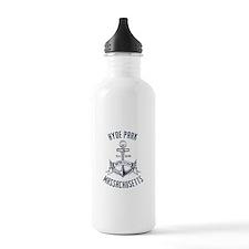 Hyde Park, Boston MA Water Bottle