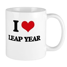 I Love Leap Year Mugs