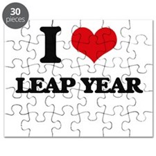 I Love Leap Year Puzzle