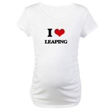 I Love Leaping Shirt
