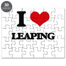 I Love Leaping Puzzle