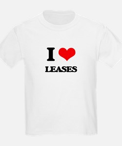 I Love Leases T-Shirt