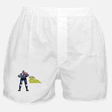 Major Matt Mason Boxer Shorts