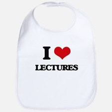 I Love Lectures Bib