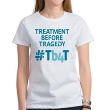 Treatment Before Tragedy Products Tee