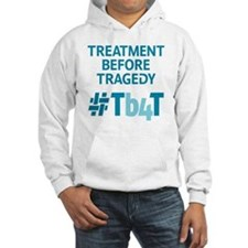 Treatment Before Tragedy Product Hoodie