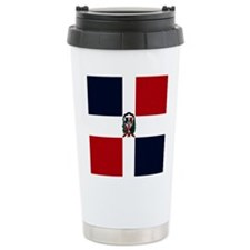 Cute Dominican Travel Mug