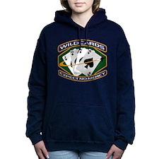 Wild Cards Expect No Mer Women's Hooded Sweatshirt
