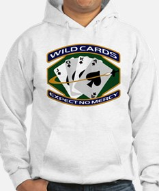 Wild Cards Expect No Mercy Hoodie