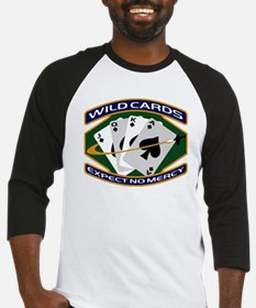 Wild Cards Expect No Mercy Baseball Jersey