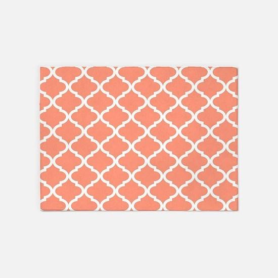 orange pattern rug coral rugs coral area rugs indooroutdoor rugs