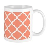 Coral Small Mugs (11 oz)