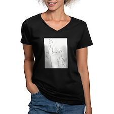 Stylised Saddlebred T-Shirt