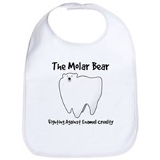 The Molar Bear. Fighting Against Enamel Cruelty Bi