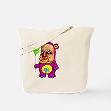 Cool Bear monster Tote Bag