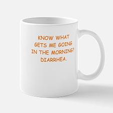 sick joke Mugs