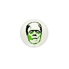 Cute Psychobilly Mini Button (10 pack)