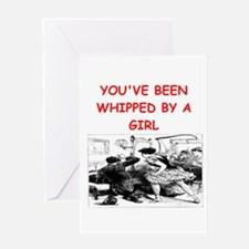 whipped Greeting Cards